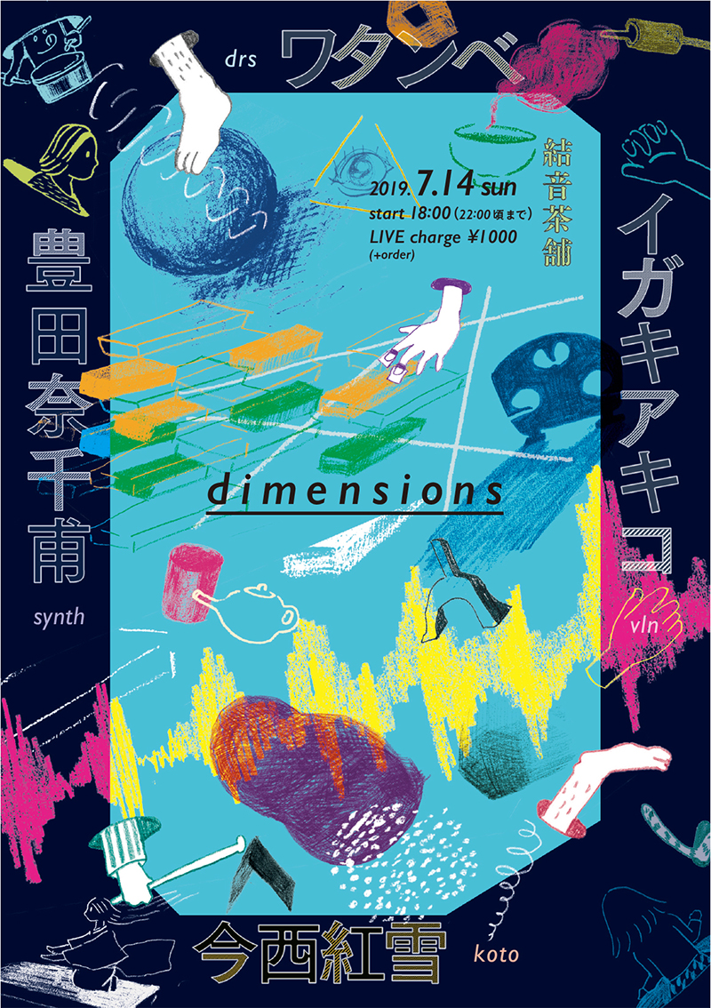 『dimensions』